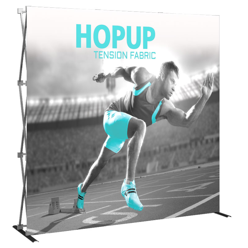 Hop-Up Display